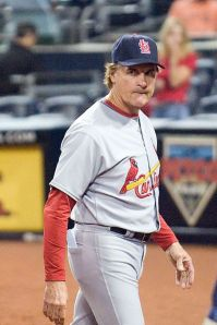 Tony LaRussa. From Wikipedia http://en.wikipedia.org/wiki/File:Tony_La_Russa_May_2008.jpg by SD Dirk