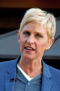 Ellen DeGeneres. from Wikipedia http://en.wikipedia.org/wiki/File:Ellen_DeGeneres_2011.jpg © Glenn Francis, www.PacificProDigital.com