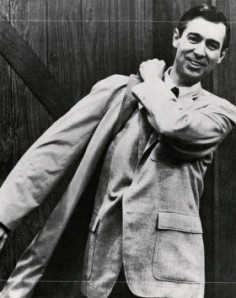 """Mr. Rogers"". from Wikipedia http://en.wikipedia.org/wiki/File:Fred_Rogers.jpg"